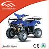 110cc cheap price atv pink atv adult four wheelers with EPA/CE