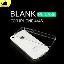 Plain Mobile Phone Case For Iphone 4 S, For Iphone 4 Cover Plastic, For Apple Iphone 4S Cases And Covers