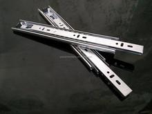 heavy duty 3-fold floor mount drawer slides