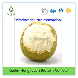 Best dehydrated food additives Herbal tea ingredients Luohanguo Mogroside V raw fruit wholesale