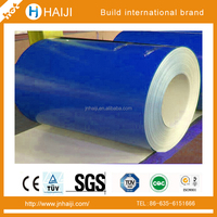 PPGI building materials color steel coil for container house home