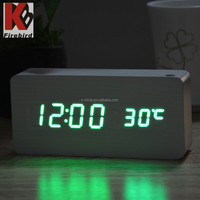 Competitive price decorative fashional style LED clock creative led gift