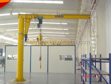 Wide application 10 ton wall travelling jib crane for sale