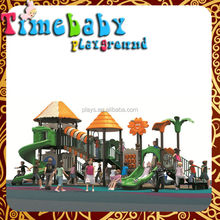 Funny Outdoor Play Equipment,Child Plastic Playful Outdoor Double Swing