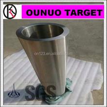 factory price zr 702 seamless pipes zirconium pipe zirconium tube made by Baoji Ounuo manufacturer