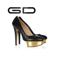 Ladies pump shoes girls platforms pumps shoes