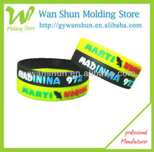 hot sale !corporate promotional gifts,promotional items wholesale silicone wristband from china supplier