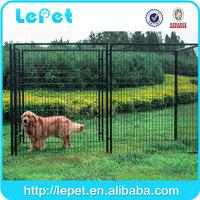 AUS hot market wholesale welded tube heavy-duty dog run kennel