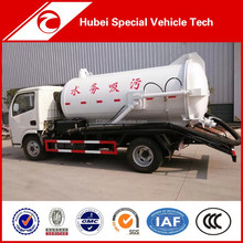 Famous New Vacuum Sewage Cleaning Truck for Sale Good Quality
