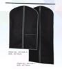 2015high quality standard size velvet fabric suit cover&suit bag&suit cover bag
