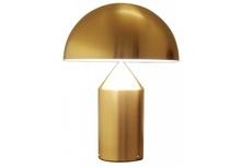 9.8-1 Italian design simple and modern artistic creativity mushroom table lamp decorated glass table lamp bedroom lamp