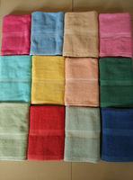 10s/1 80 cotton bath towels,12 color