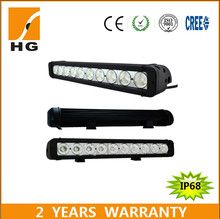Car Accessories 10'' 60W led offroad bar light for jeep with single row