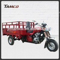 TAMCO T200ZH-JG OEM Chinese hot red 3 wheel motorcycle, 200cc hight quality tricycle for sale