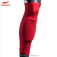 Cheap OEM quick dry knee pad made in China sublimation knee brace for basketball