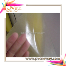0.914/1.07/1.27/1.52*50m cold lamination film on computer inkjet graphic with 60mic pvc thickness and 80gsm liner