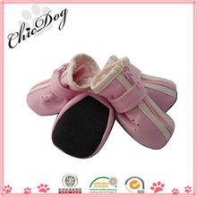 2014 beautiful dog shoes pet
