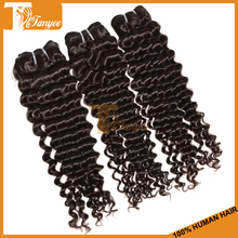 Indian Curly Hair Wholesaler Grade 5A Deep Wave Indian Different Types Of Curly Weave Hair