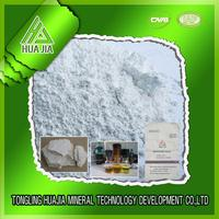 Plastic tonsil bleaching earth price made in China