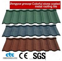 Popularly in Nigeria cheap stone coated metal roof tile/ asphalt roofing shingle pvc plastic roof tile