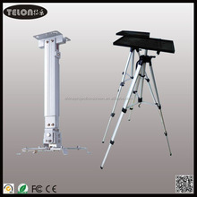 Aluminum Protable Projector Trolley.Projector Stand/Ceiling mount