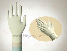 durable latex gloves factory rubber latex garden gloves
