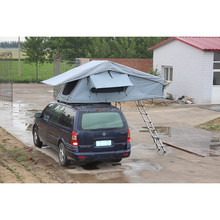 1-2 person poly cotton polyester Oxford bubble tent(roof top tent/Car awning with annex room)
