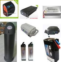 shuangye full kinds 36V 48V 60V electric bicycle battery