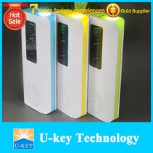 power bank bluetooth speaker N10 wireless outdoor speaker with fm radio handsfree TF card slot for phone