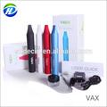Diseño original Saihaoda vaporizador Vax, vaporizador Vax, nicotina pura, vaporizador de hierbas