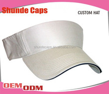 New Products 2015 Wholesale In China Visor Cap