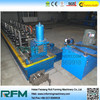 galvanized decking manufacturing machine for drywall stud and track