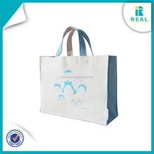 Custom Patterns Hot Sale Fashion Shopping Bag Tote Bag Canvas Cartoon Bag