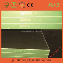 PLAD tubular particle board