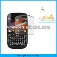 Vmax Imported from Japan New blue light cut protector film for Blackberry Bold 9900(BC)