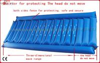 Dynamic pressure relief air bubble mattress replacement system