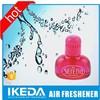 Toilet spray air freshener household fragrance decoration