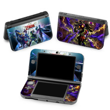 New Vinyl Skin Sticker for 3ds xl for dsi xl for 3ds with Lots of Cool Designs