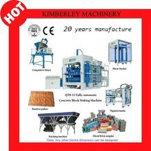 Precio Favorable manual nuevo diseño de la máquina de fabricación de ladrillo