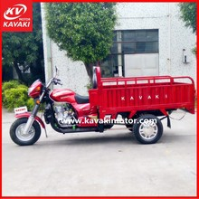 Chinese Motorcycle Company Wholesales Three Wheel Cargo Motorcycle With Big Thickness Cargo Box