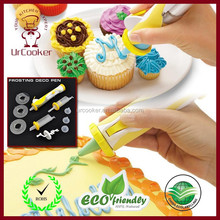 Superb Quality Pastry Deco Pen Battery Powered Frosting Deco Pen Best Deco Gift
