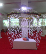 The Most Popular Crystal Wedding Chair for Wedding Stage