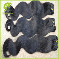 Grade 7a Virgin Hair, Grade 8a Virgin Hair, Virgin Brazilian Wavy Hair