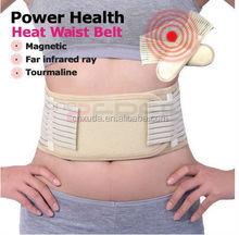 negative ion lumbar protector spinal brace belt magnetic back support