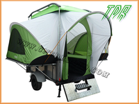 TDR MOTO fashion style camper trailer travel trailer for tourist picnic