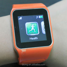 Bluetooth smart GSM watch mobile phone with camera