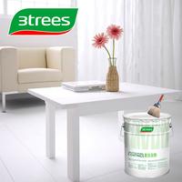 3TREES Hot Sell PU Super Gloss White Paint (sealer)