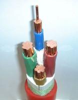 CU/XLPE/CWA/PVC MV power Cable