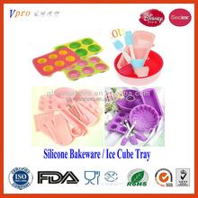 FDA LFGB Silicone Bakeware Cake Mould Kitchen Utensils Kitchen Accessories