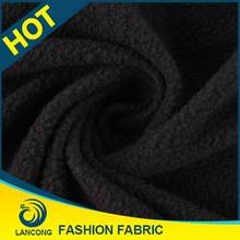 China supplier Garment use Fashion fleece fabric sheep